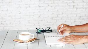 scrivere appunti velocemente