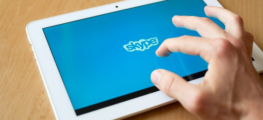 come si usa skype