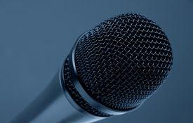 paura del microfono